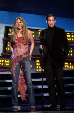 Jim with Joss Stone at VH1 - Big in '04 Awards.