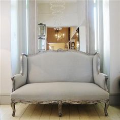 Antique French Sofa | Furniture | Chairs & Sofas | Farriers