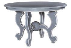 "48"" Round Clemence Dining Table on OneKingsLane.com"