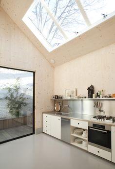 Windows and skylight