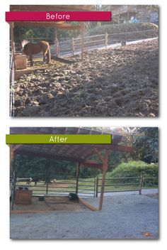 HoofBase is a system of flexible high-density plastic cells that go in the ground to fix and prevent mud problems in paddocks and other horse areas