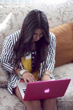 blogging.