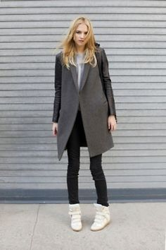 Zara wool coat