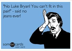 Luke Bryan ecard!