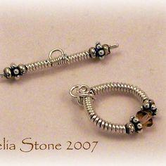 wire creation, toggl clasp, wire wrap, jewelri tutori, jewelri bead