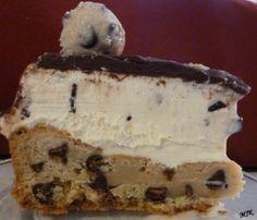 Cookie Dough Ice Cream Cake Recipe