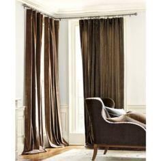 Basic Velvet Panel | Ballard Designs