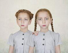 Loretta Lux-Sasha and Ruby