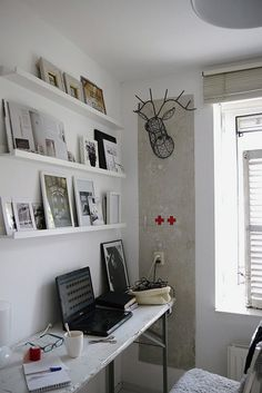 Stylistic office space
