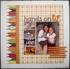 Hands On - Club CK - The Online Community and Scrapbook Club from Creating Keepsakes