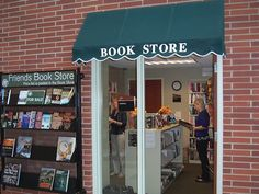 Day 22: Browse the Friends Bookstore and make a purchase to support the library.