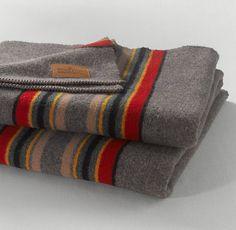 Classic Camp Blanket