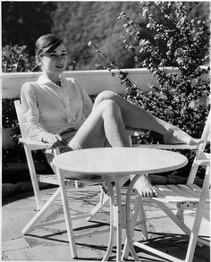 Audrey, classic style icon