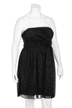 Such a cute dress. Found it on fashiontofigure.com a website that caters to sizes 12-26 :)