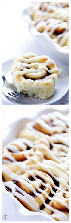 #Recipe: 1-Hour #Cinnamon Rolls