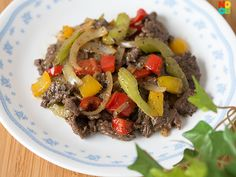 Black Pepper Beef Re