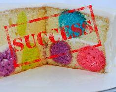 Beki Cook's Cake Blog: How NOT To Make a Polka Dot Cake