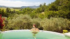 A spa getaway = a summer #travel haven for much needed R & R!
