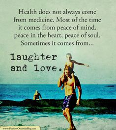 Health does not alwa
