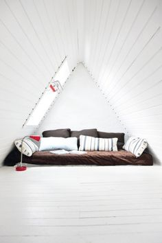 Attic Space Retreat - Home Interior Crush