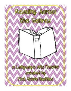 Reading Across the Genres {a Language Arts packet} FREEBIE