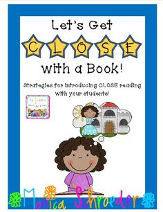 This file is a 17 page download for directions on leading a close reading group with elementary students. This file talks you through 8 steps for your students to use while reading slowly and closely with a book. Included you will find the following:  $2.99