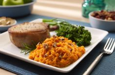 Whipped Sweet Potatoes with Ginger
