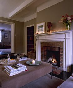 wall colors, brick fireplace living room, fireplace mantels, paint colors
