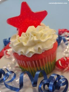 All-Star Cupcakes