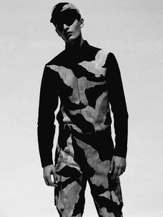 Dmitry Brylev by Javier Morán in editorial 'Russian Gold' for Metal Magazine Fall Winter 2012 - pinned by RokStarroad.com ~ unleash your inner RokStar - fashion, pop and mental health
