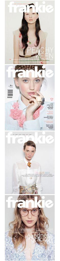 Frankie magazine. One of my favorite magazines.