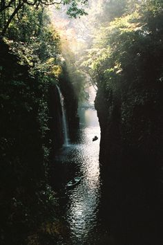 Takachiho Gorge, Japan by James Hadfield.