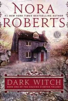 Dark witch by Nora Roberts.  Click the cover image to check out or request the bestsellers kindle.