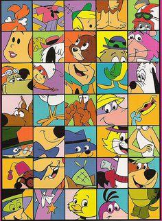 Hanna Barbera cartoon charact, 3d cartoon, hanna barbera, hannabarbera, hanna cartoon