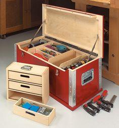 Neat tool trunk