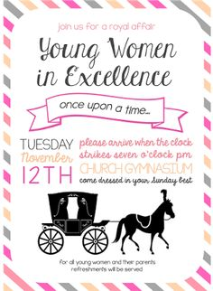 young women in excellence