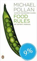 """Food wisdom delivered in a witty, inspirational and common sense way – if you wonder """"what should I eat?"""", this is for you. Long novels aren't your thing? Not to worry, this book is short, to the point, and easier to read than a People Magazine!"""