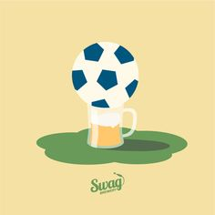 Cheers to everyone enjoying a brew while watching the World Cup today!