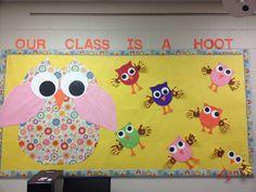 #Owl Bulletin Board