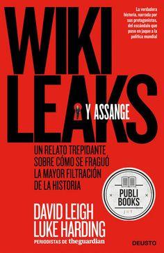 Wikileaks y Assange #publibooks