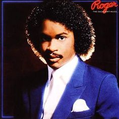 Zapp's Roger Troutman from Dayton, Ohio