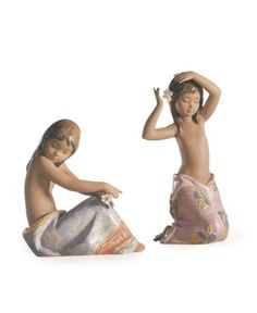 Lladro Collectible Figurine, Island Beauty - Collectible Figurines - for the home - Macy's