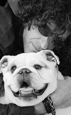 Howard Stern   #celebrities #pets #dogs