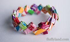 Starburst Wrapper Bracelet Tutorial