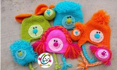 Snappy Tots The Tots beanies and stuffies