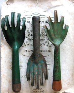Gardening tools...