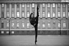 Black ballet beauty