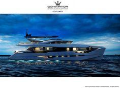 Dominator D26 M Ilumen Superyacht