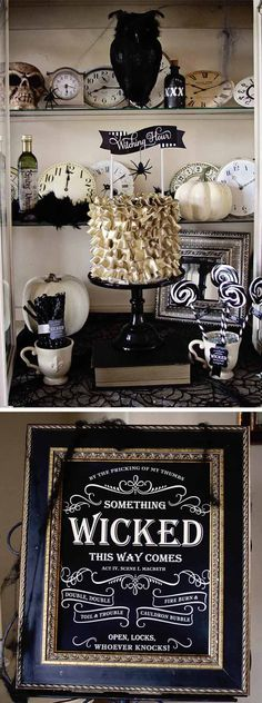 Wicked Witches Tea