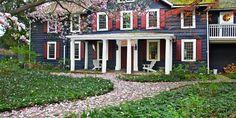 Buttermilk Falls Inn & Spa (Milton, New York) - #Jetsetter